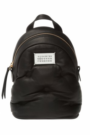 Convertible leather backpack od Maison Margiela