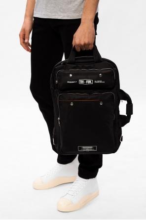 'trophy' backpack od Diesel