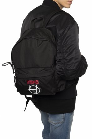 Logo backpack od Vetements