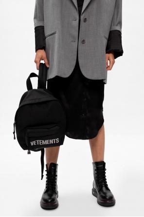 Logo backpack od Vetements
