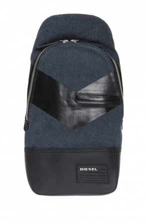'v4mono' one-shoulder backpack od Diesel