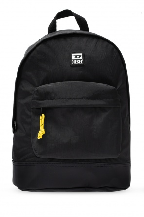 Backpack with logo od Diesel