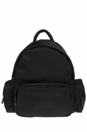 Logo backpack od Dsquared2