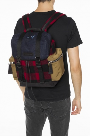 'donald' backpack od Dsquared2