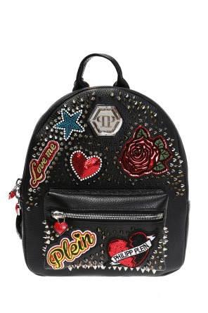 'briga' backpack od Philipp Plein