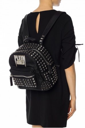 Backpack with 'plein girls' motif od Philipp Plein