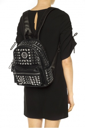 'come on' backpack od Philipp Plein