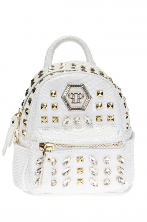 'come on small' backpack od Philipp Plein