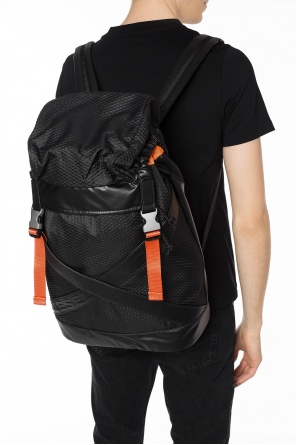 'xxback' patterned backpack od Diesel