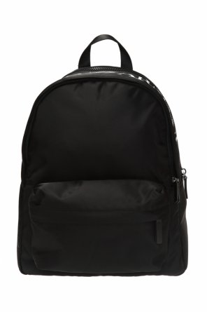 Backpack with logo od Emporio Armani