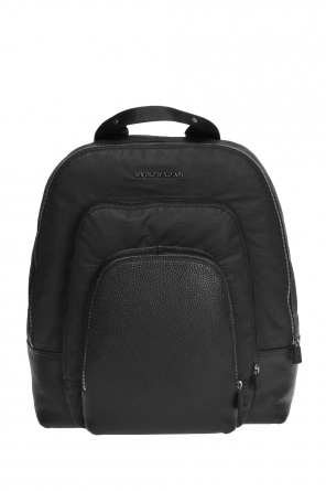Logo backpack od Emporio Armani