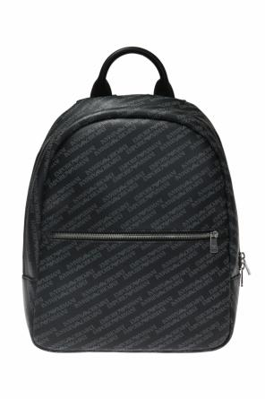 Branded backpack od Emporio Armani