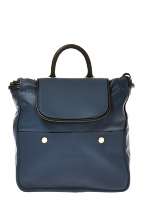Leather backpack od Marni