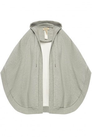 Hooded poncho od Burberry