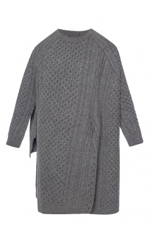 Cut-out poncho od Stella McCartney