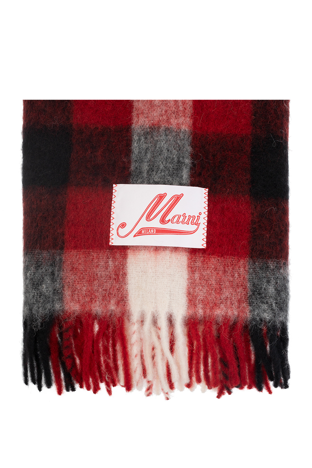 Marni Scarf with openings