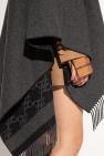 Fendi Reversible poncho