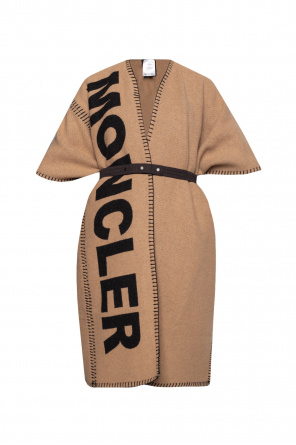 Belted poncho od Moncler