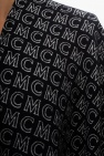 MCM Patterned poncho