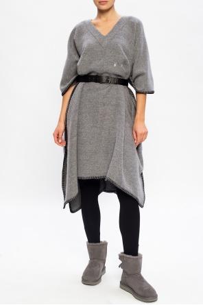 Wool poncho od Off-White