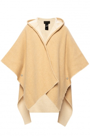 Hooded poncho od Rag & Bone