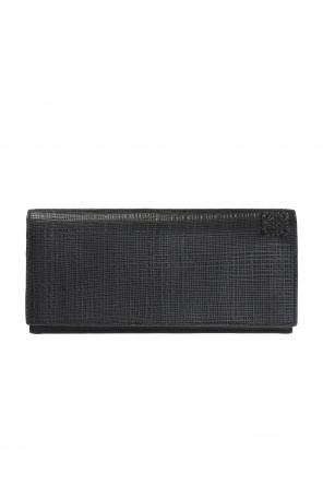 Wallet with logo od Loewe