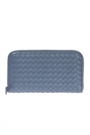 Leather wallet od Bottega Veneta