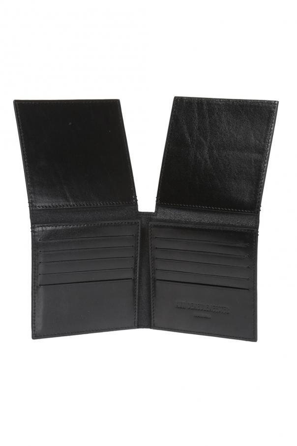 'stern' bi-fold wallet od Ann Demeulemeester
