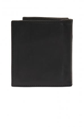 Leather bi-fold wallet od Ann Demeulemeester