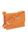 Jacquemus 'Le Porte Azur' strapped card case