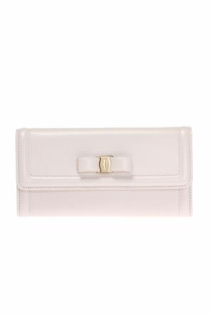 Wallet with bow od Salvatore Ferragamo