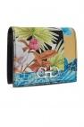 Leather wallet with logo od Salvatore Ferragamo