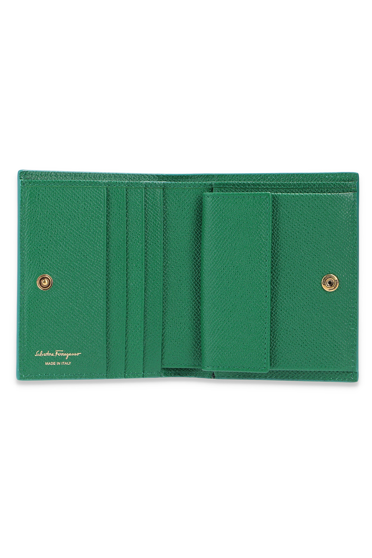 Salvatore Ferragamo Wallet with logo