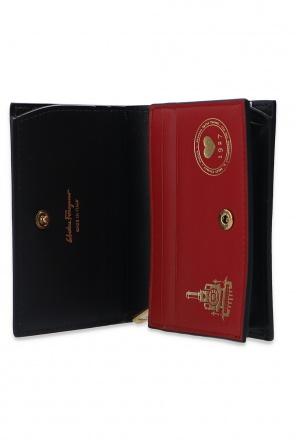 Wallet with logo od Salvatore Ferragamo