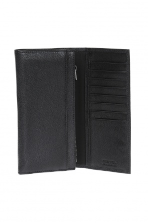 '24 a day' leather wallet od Diesel