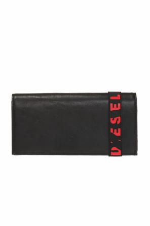 24 a day' wallet with a logo od Diesel