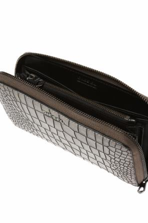 Wallet with a logo od Diesel