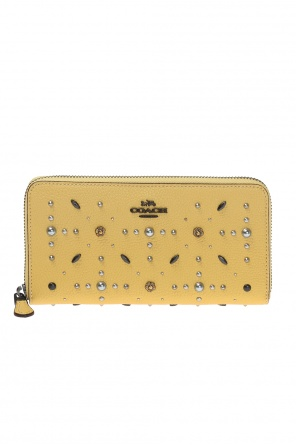 Embellished wallet od Coach