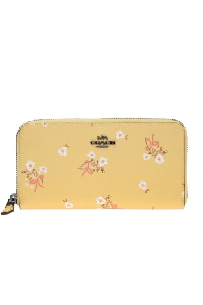 Floral-printed wallet od Coach