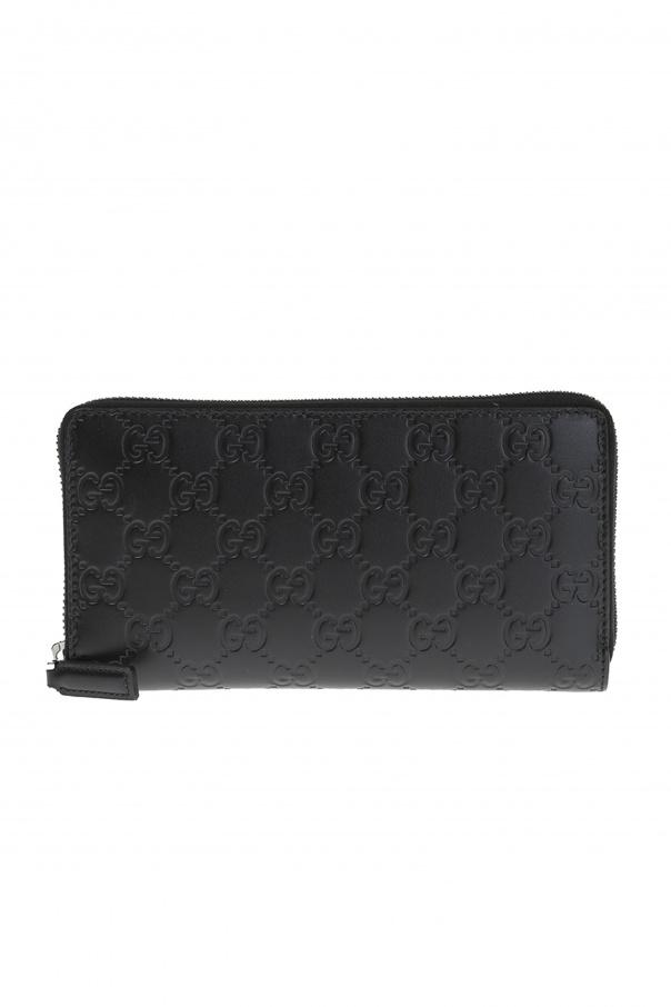 7249260c51968b Guccissima' Leather Wallet Gucci - Vitkac shop online