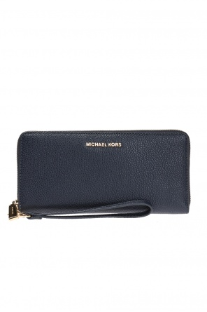 Wallet with a logo od Michael Kors