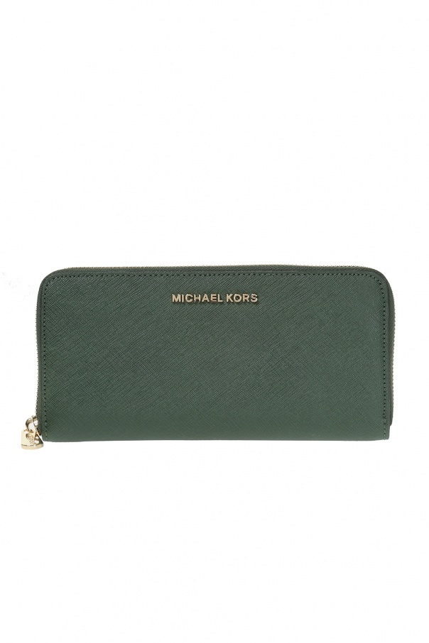 Portfel 'jet set travel' od Michael Kors