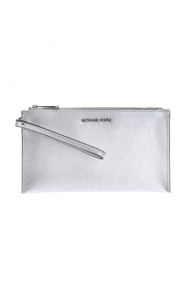 6d0bee8ea25e Jet Set Travel' Leather Wallet Michael Kors - Vitkac shop online