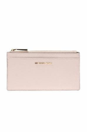 Wallet with metal logo od Michael Kors