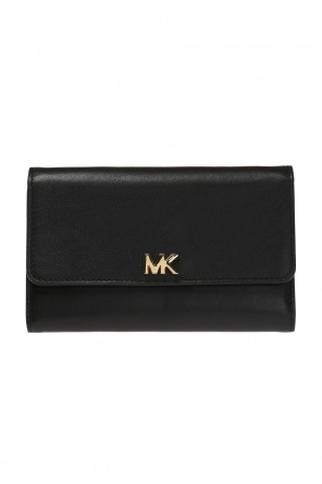 'money pieces' wallet with logo od Michael Kors