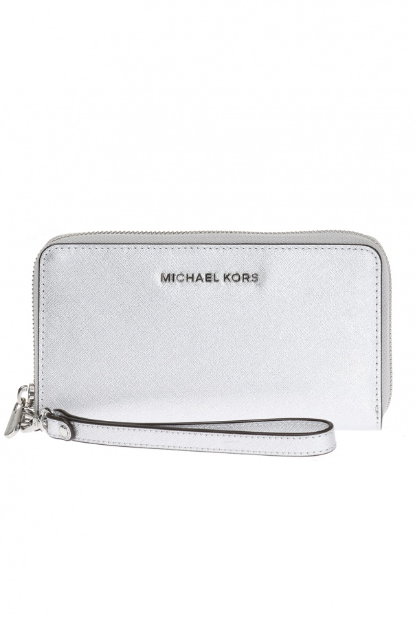efb95d1b3c45 Wallet with metal logo Michael Kors - Vitkac shop online