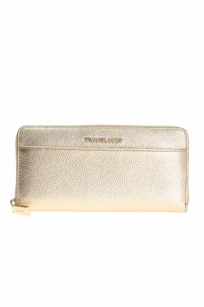 Metal logo wallet od Michael Kors