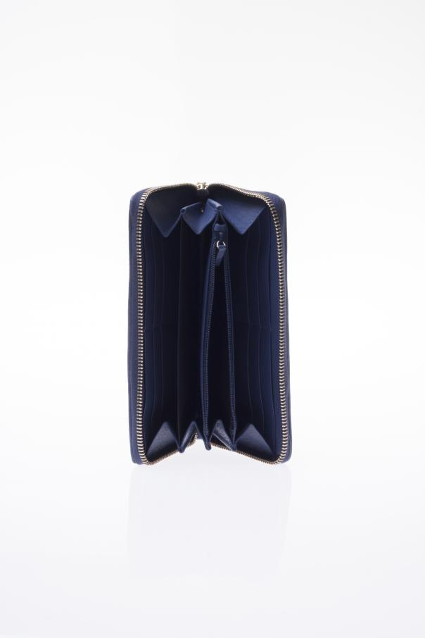 f38b434dd383 Rania 'Original GG' canvas zip around wallet Gucci - Vitkac shop online