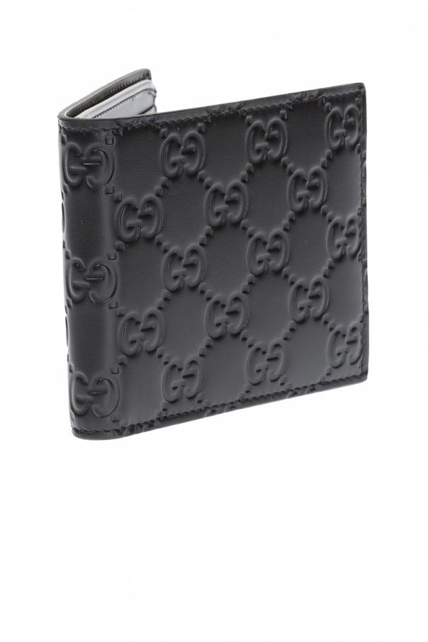 efebecf6d53 Guccissima  Leather Wallet Gucci - Vitkac shop online