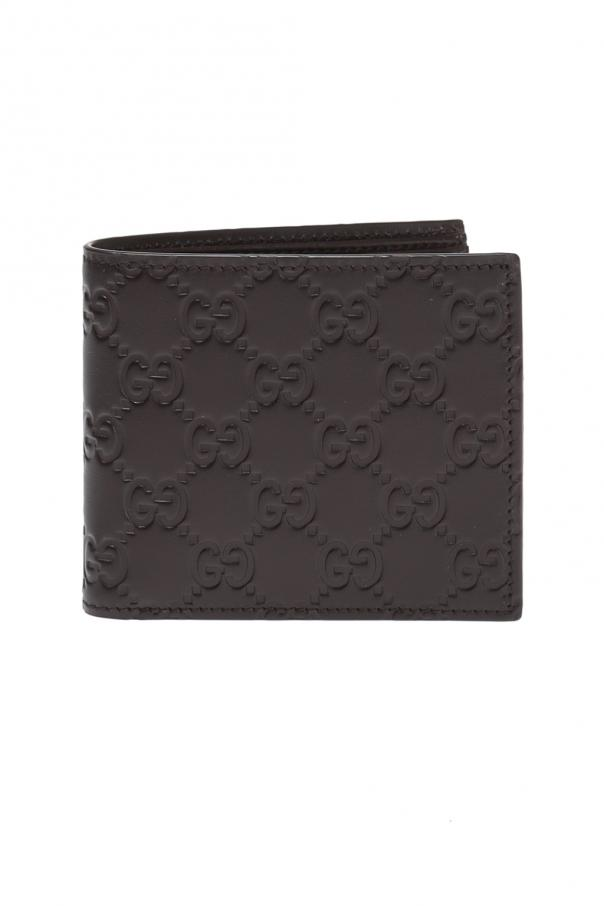 c19ef6a451aa Microguccissima' leather wallet Gucci - Vitkac shop online